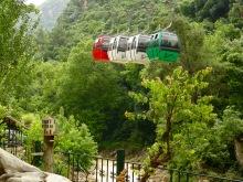 The cute lil gondolas