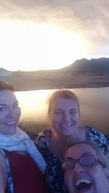 sunset girls
